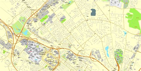 map albany ny albany map st new york us printable vector map v 3