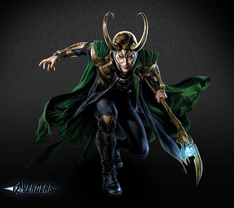 "Photo ""Loki (The Avengers) HD"" in the album ""Movie"