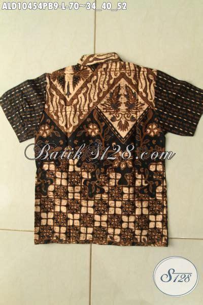 Gamis Anak Laki Laki Istimewa baju kemeja batik motif klasi nan untik spesial untuk anak
