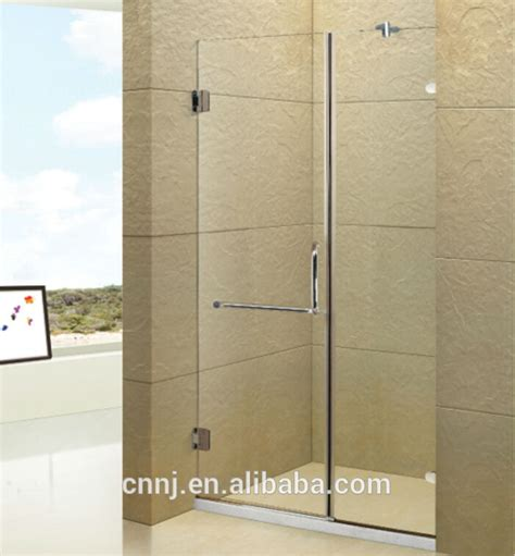 No Frame Glass Shower Doors simple glass shower door partition door without frame