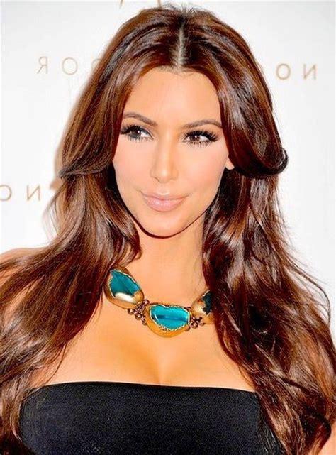 kim kardashian hair color brown kim kardashian light brown hair it s a hair thing