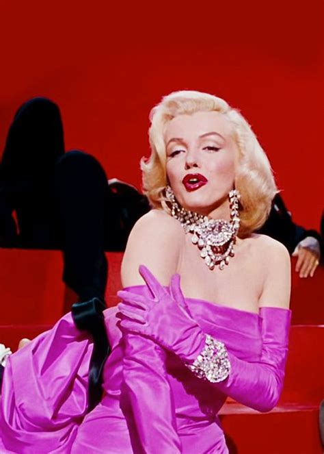 marilyn monroe gentlemen prefer blondes marilyn quot gentlemen prefer blondes quot i love marilyn