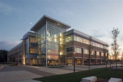 education architecture college health education building architect
