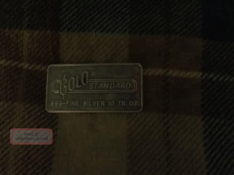10 Troy Ounce Silver Bar Engelhard - engelhard gold standard silver bar 10 troy oz non