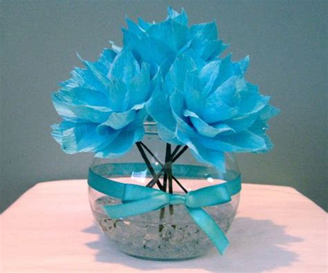Handmade Crepe Paper Flowers - the world s catalog of ideas