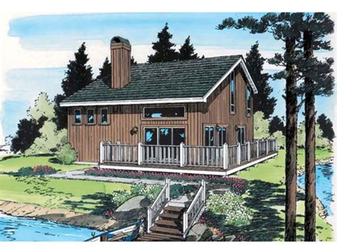 vacation cabin plans idyllwild vacation cabin home plan 038d 0751 house plans and more