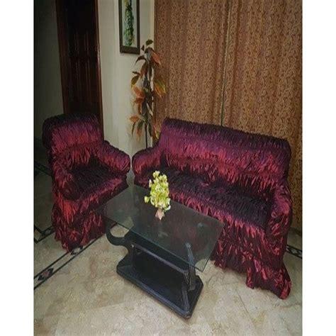sofa cover price in pakistan buy elastic silk 5 seater sofa cover at best price in pakistan