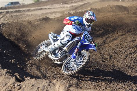 Johnston Pro Motocross Rider Tells His