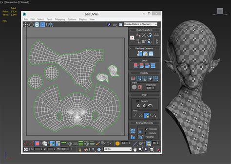 zbrush tutorial uv map zbrush sketchfab help center
