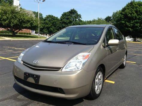 Toyota 2004 Mpg Buy Used 2004 Toyota Prius Base Hatchback 4 Door 1 5l