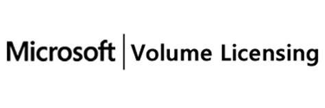 Microsoft Volume License microsoft volume licensing schneider it management