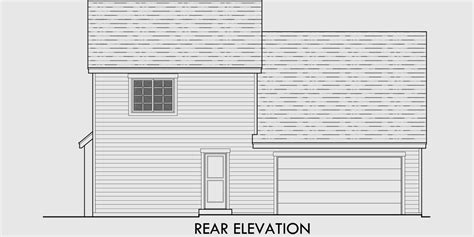 rear entry garage house plans two story house plans 3 bedroom house plans house plans