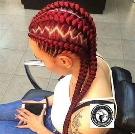 50 ghana braids styles | herinterest.com