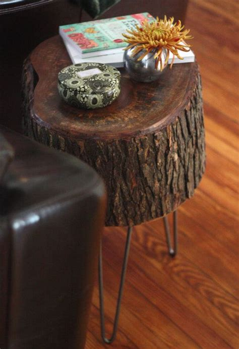 Diy Tree Stump Coffee Table Best 25 Stump Table Ideas On Tree Stump Table Coffee Table That Looks Like A Tree
