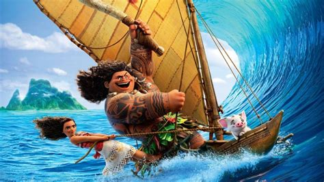 film disney hd moana movie wallpapers wallpaper cave