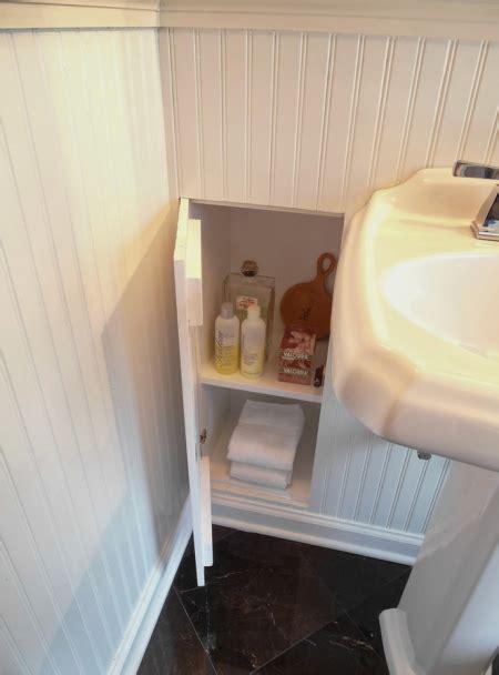 built in bathroom storage space savers makespace 174 blog