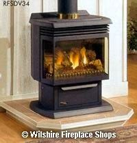 wilshire fireplace shops gas stove and woodstove at wilshire fireplace shop