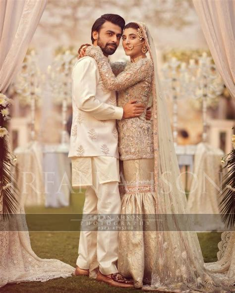 Wedding Pic by Urwa Hocane And Farhan Saeed Wedding Pictures Buzzpk