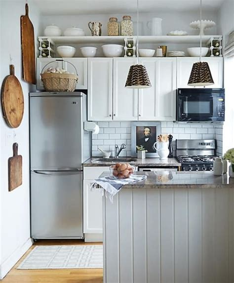 Kitchen Cabinet For Small Space by Tiny Kitchen Inspo To Inspire Your Next Downsizing Project
