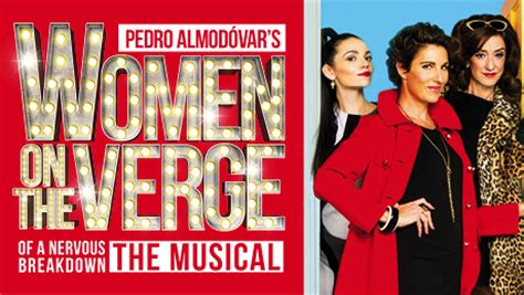 Was On The Verge Of Nervous Breakdown by On The Verge Of A Nervous Breakdown Atg Tickets
