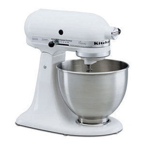 kitchenaid ultra power series 4 5 quart stand mixer ksm90