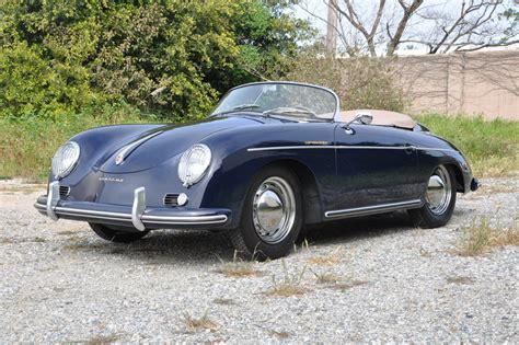 1957 porsche 356a 1957 porsche 356a speedster european collectibles