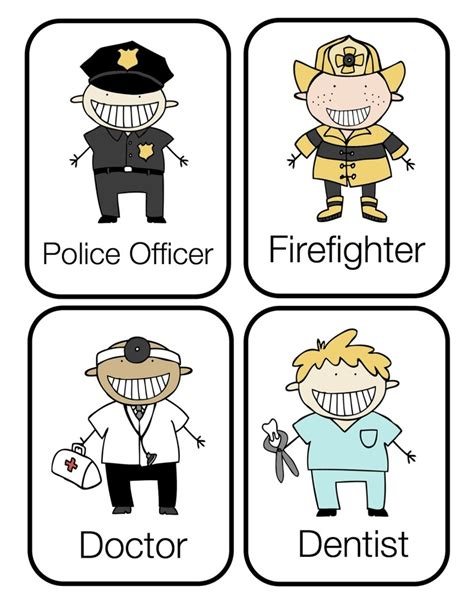 s day card preschool grows template 155 best images about community helpers on