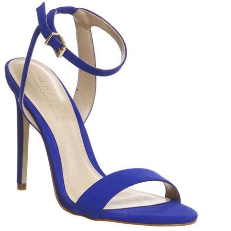 royal blue high heel sandals royal blue sandals crafty sandals