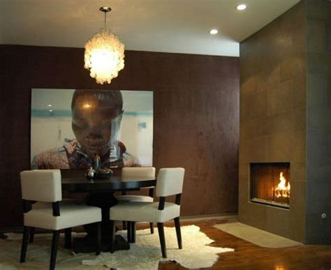 amazing dining rooms 8 cozy and modern dining rooms with fireplace https