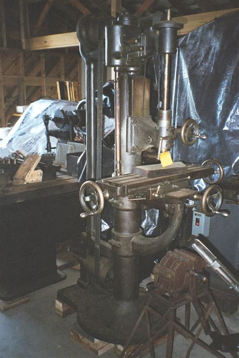 machine tools  vintage antique history examples id