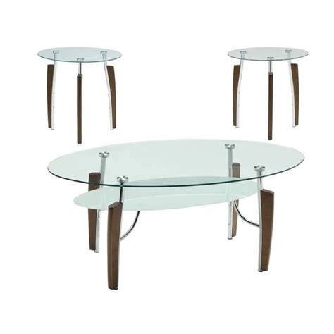 ebay coffee table sets coaster 3 coffee and end table set in