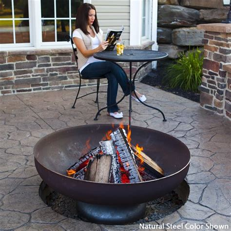 Where To Buy A Pit Bowl 17 Best Ideas About Wood Burning Pit On