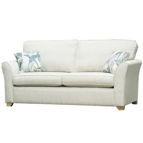 alstons sofa bed alstons padstow 3 seater sofabed in your choice of fabric