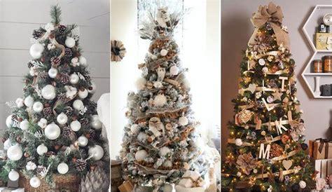 como decorar la casa sin arbol de navidad c 243 mo decorar tu 225 rbol de navidad este 2017 la nueva