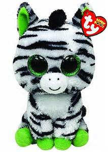 ty beanie zebra plush toy ty beanie yourpresents uk