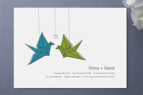 Crane Paper Wedding Invitations