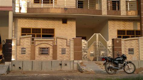 sid frant gate  wasl dezain modern house