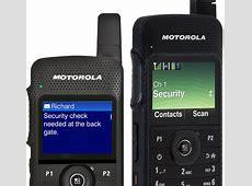 Motorola Two Way Radios | MOTOTRBO RADIOS | COMMUSA Motorola Radios Cp200d