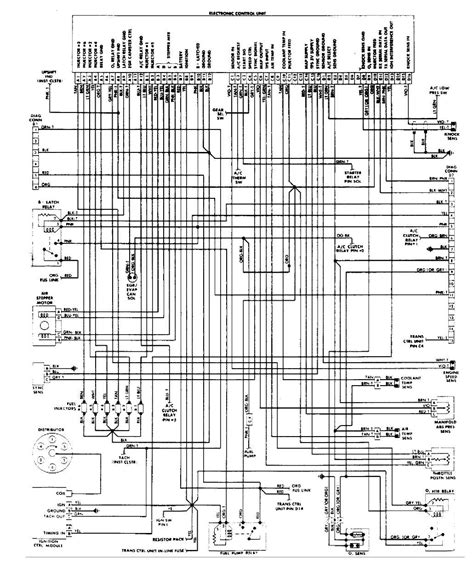 jeep for fuel injection system diagram jeep