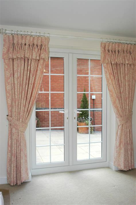 decorative french door curtains designs  buying tips