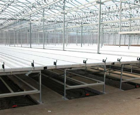 greenhouse benches commercial nursery bench thenurseries