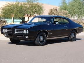 When Did Pontiac 1969 Pontiac Gto Ram Air Iv Sat箟l箟k Collectioncar