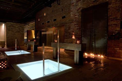 bathtubs nyc the aire ancient bath experience trendland