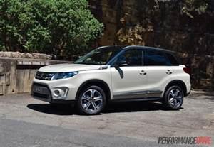 Vitara Suzuki 2016 Suzuki Vitara Rt X Review Performancedrive