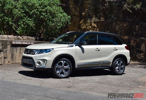 suzuki jeep 2016 2016 suzuki vitara rt x review performancedrive