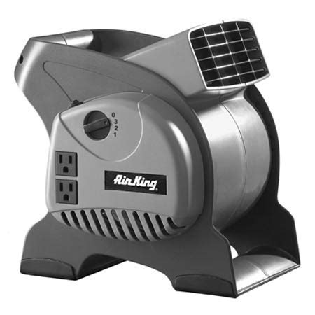 air king high velocity fan air king 9555 pivoting high velocity blower 1 13 hp