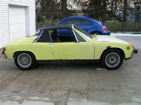 porsche 4 seater cars porsche 914 targa top 2 seater sports car for sale