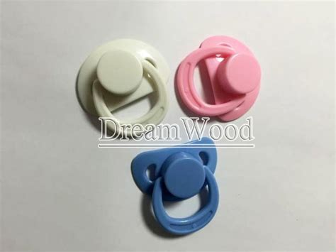 Handmade Pacifier - 20pcs lot magnet pacifiers for reborn baby doll handmade