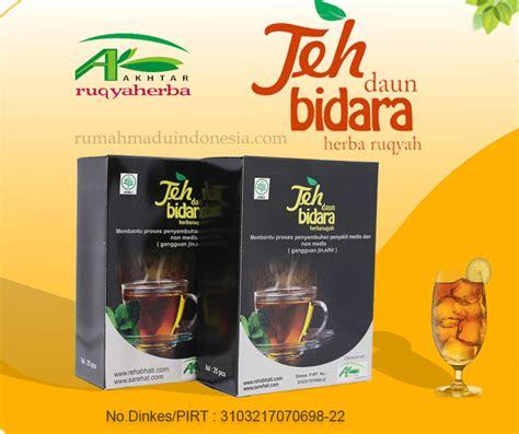 Sabun Bidara Gold cara mengkonsumsi teh bidara rumah madu indonesia