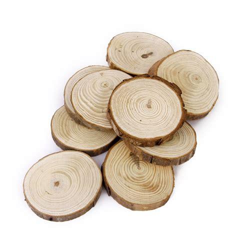 Diy Wooden 3 Cm 30pcs 5 7cm wood log slices discs for diy crafts wooden scrap booking craft card wedding